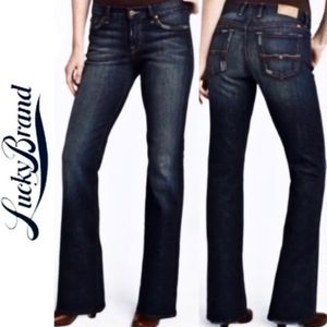 Lucky Brand Sweet 'n Low Bootcut Jeans NWOT